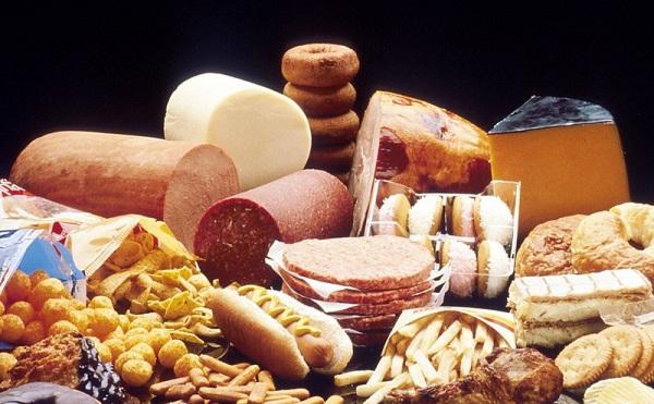 Không nên ăn thực phẩm chứa chất béo xấu