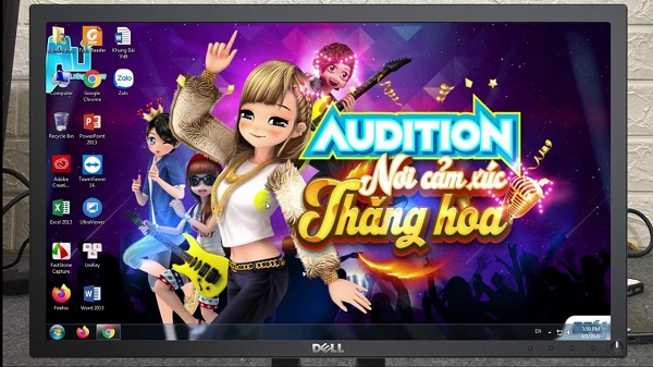 Game audition nơi thỏa mãn đam mê của những người yêu âm nhạc vũ đạo