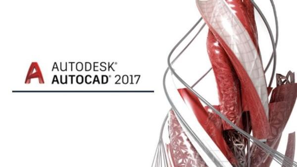 AutoCAD 2017 là phiên bản được sử dụng nhiều nhất.