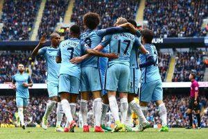 Manchester City luôn khẳng định vị trí của mình trong bảng xếp hạng bóng đá
