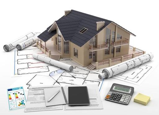 Diện tích sàn của một tầng được tính từ diện tích sàn trong phạm vi