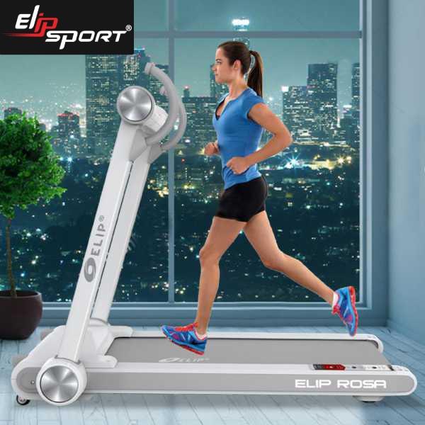 Máy tập chạy bộ Elip giúp cải thiện vóc dáng, nâng cao sức khỏe nhanh chóng và hiệu quả
