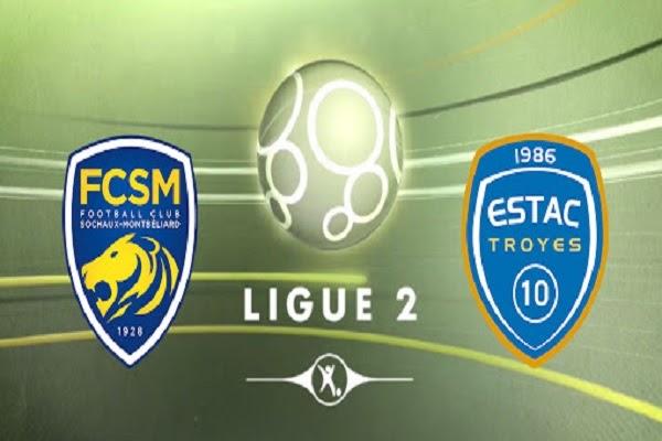 AC Troyes vs FC Sochaux