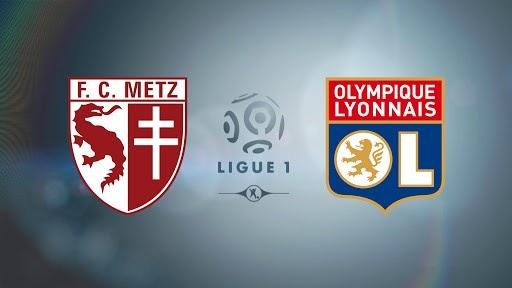Trận đối đầu giữa Metz vs Lyon