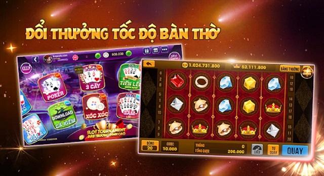 Game đánh bài đổi thưởng thu hút game thủ nhờ tính giải trí cao
