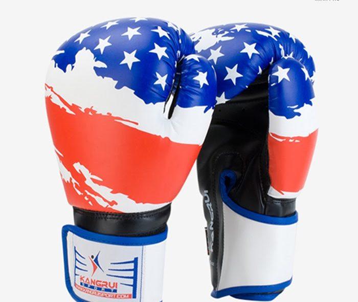 Găng đấm boxing tại thể thao Mình Phú