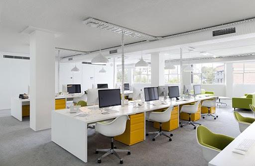 Lưu ý khi thiết kế văn phòng theo phong thủy