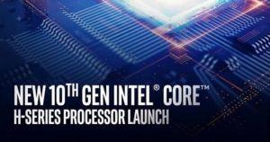 Loạt chip mới của hãng Intel rất nổi bật