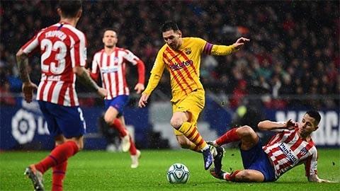 Cuộc đối đầu thú vị tại vòng 35 La Liga